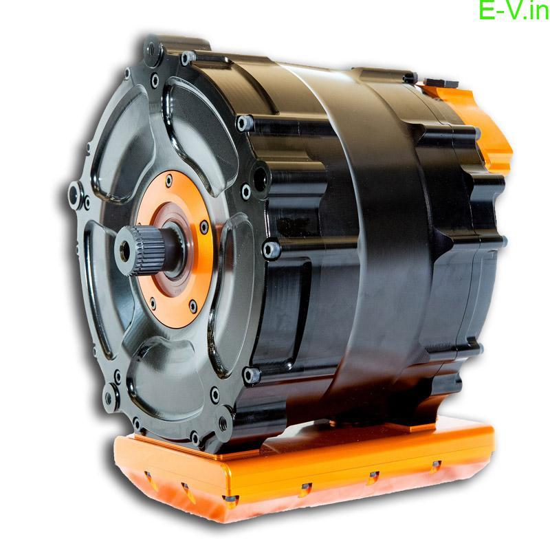 diff types of EVs motors