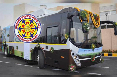 APSRTC issued tender to procure 350 AC electric buses under FAME II