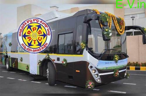 electric buses tender