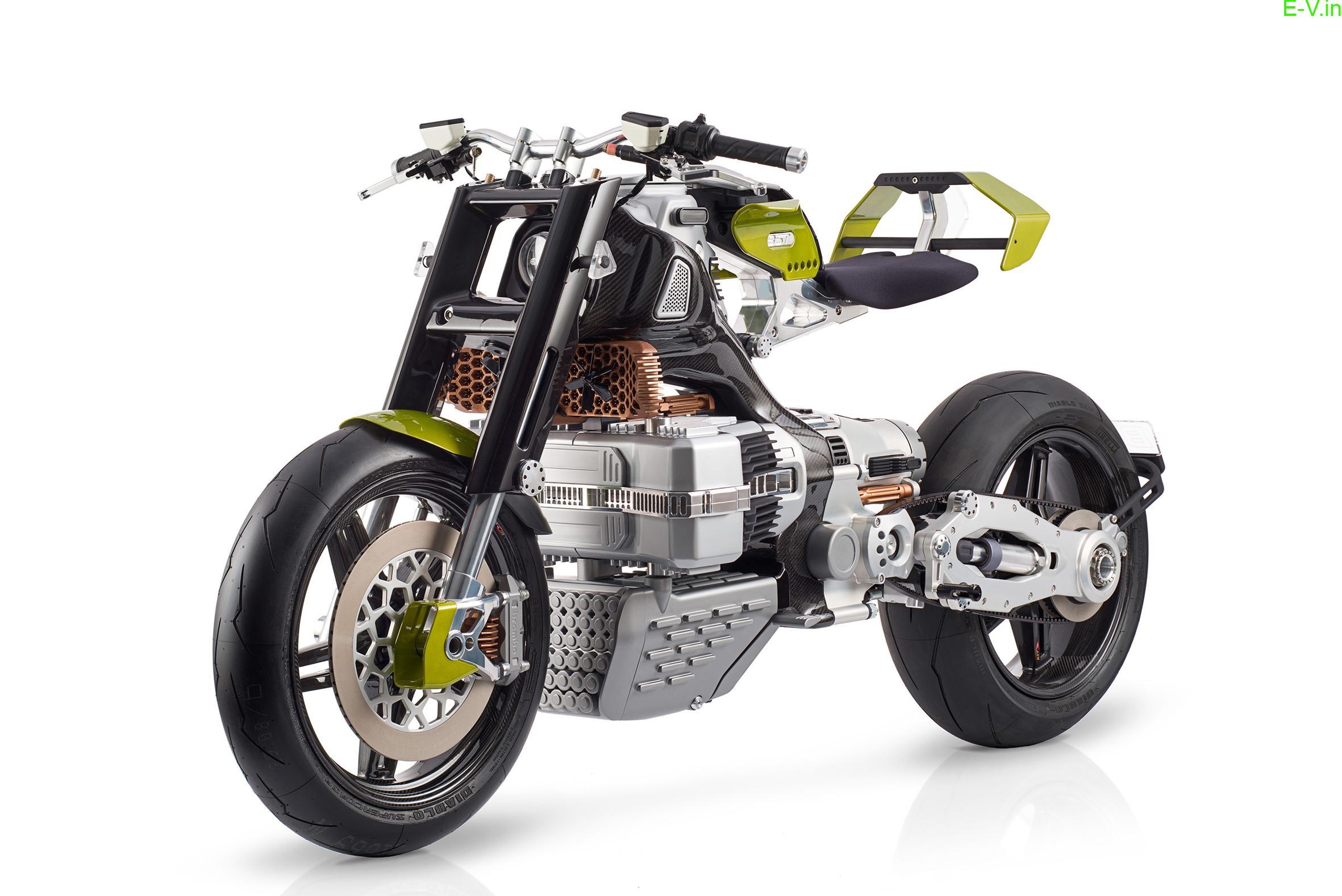 BST Hypertek electric bike