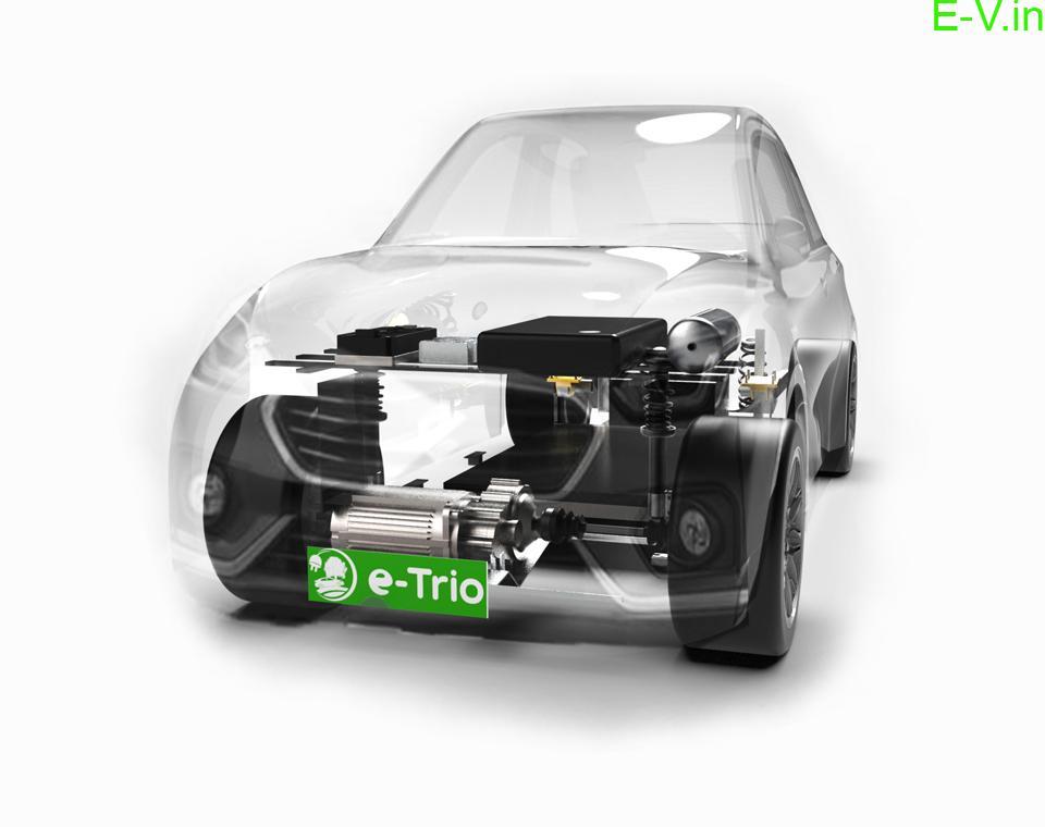 EVs startup of the week-E-Trio Automobiles
