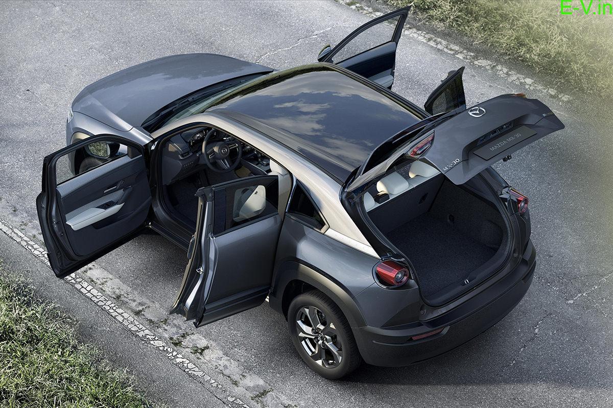 Mazda'MX-30'