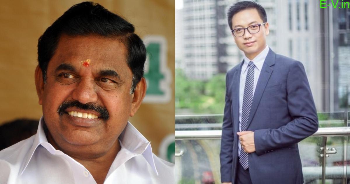 BYD China to electrify Tamil Nadu