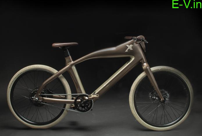 Rayvolt X One e-bike