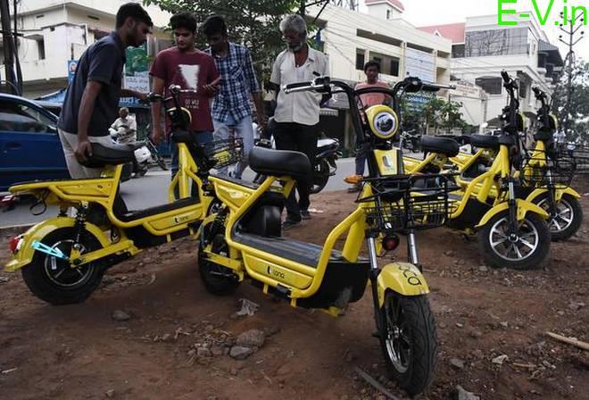 Bengaluru startup Lona offering electric bike