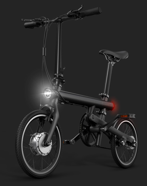 Xiaomi's new electric bicycle-QiCycle