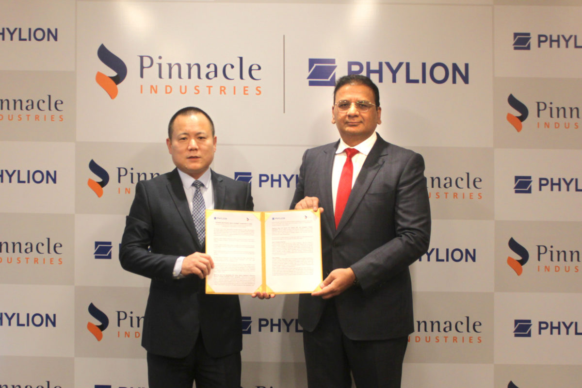 Pinnacle & Phylion launch li-ion battery assembly unit in Maharashtra