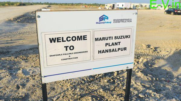 Suzuki joint venture invests