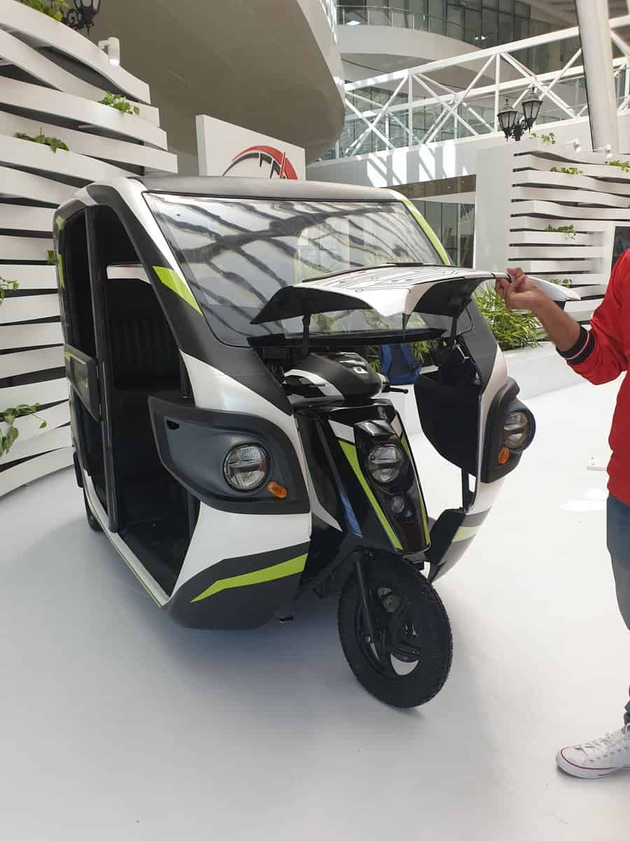 Hero MotoCorp '2 in 1' electric concept-Quark 1