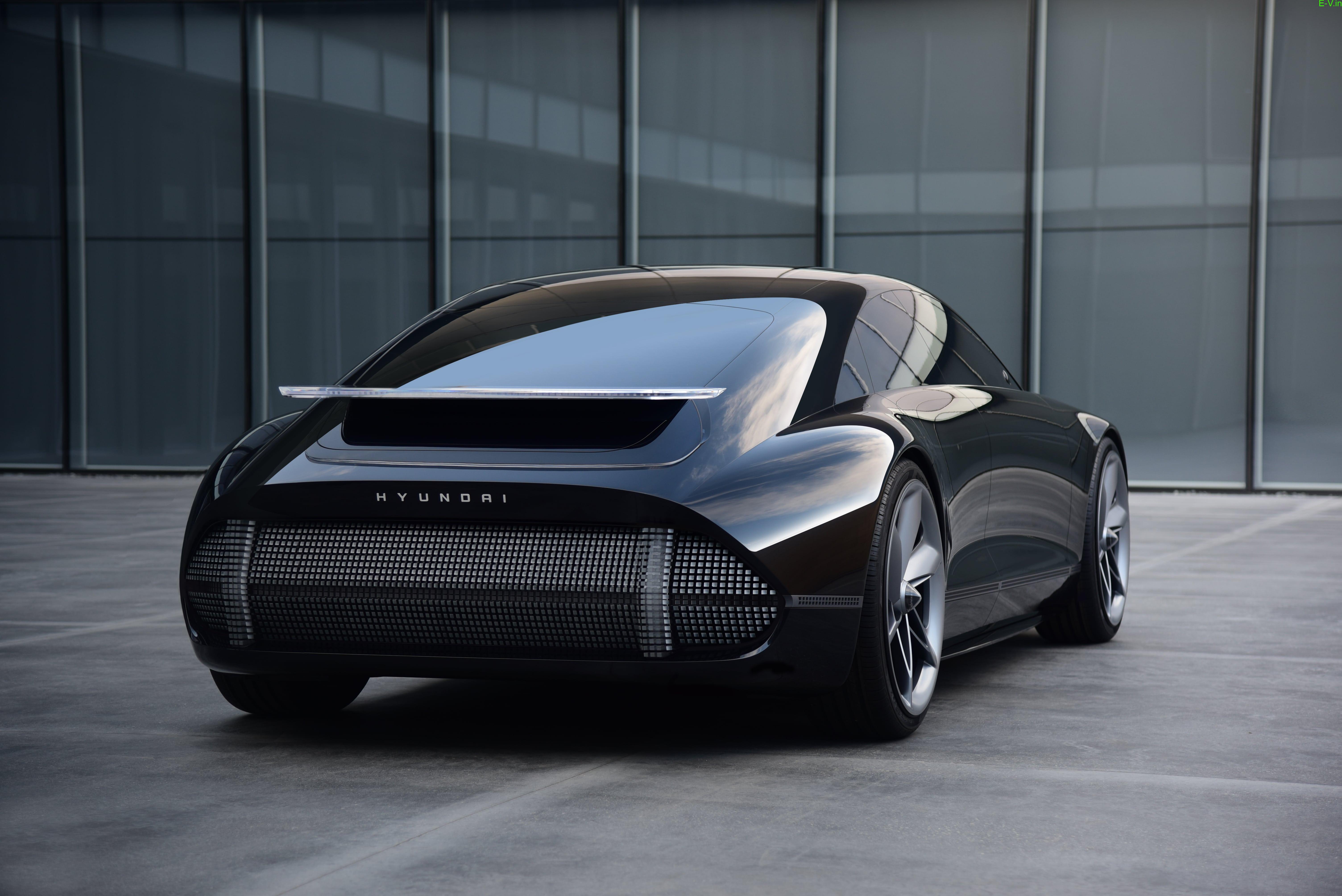 "Hyundai Motor Unveils ""Prophecy"" Concept EV-Press Release"