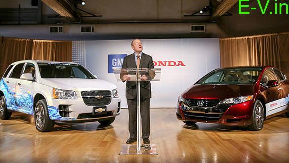 GM & Honda