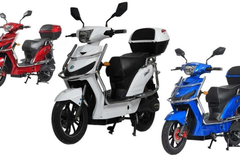 Electric Two-wheelers sales