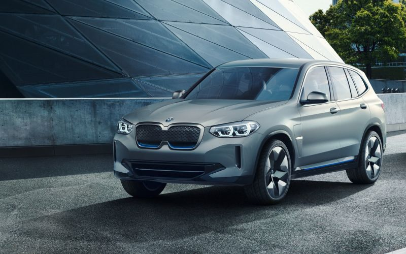 BMW to launch iX3 electric SUV on July 14