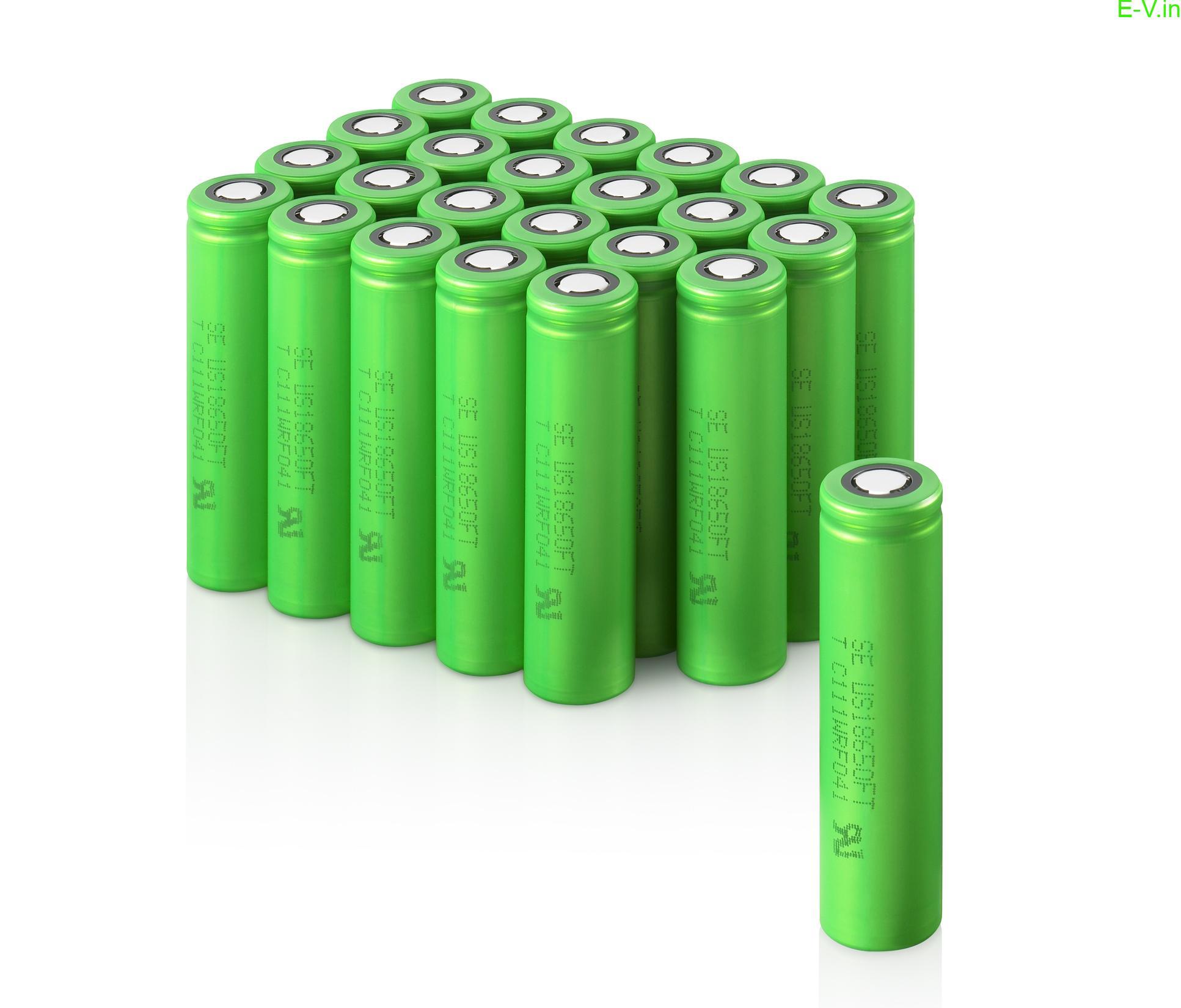 lithium cells