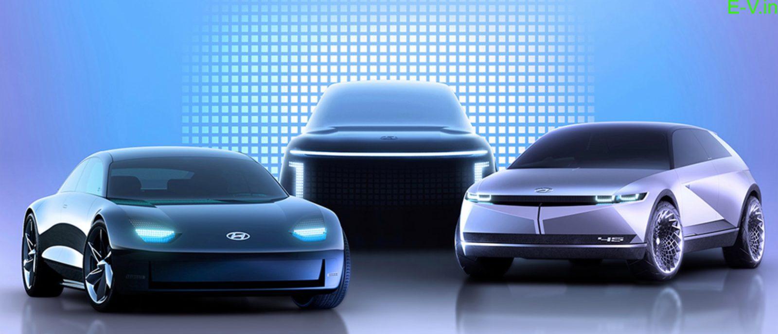 Hyundai new EV brand IONIQ