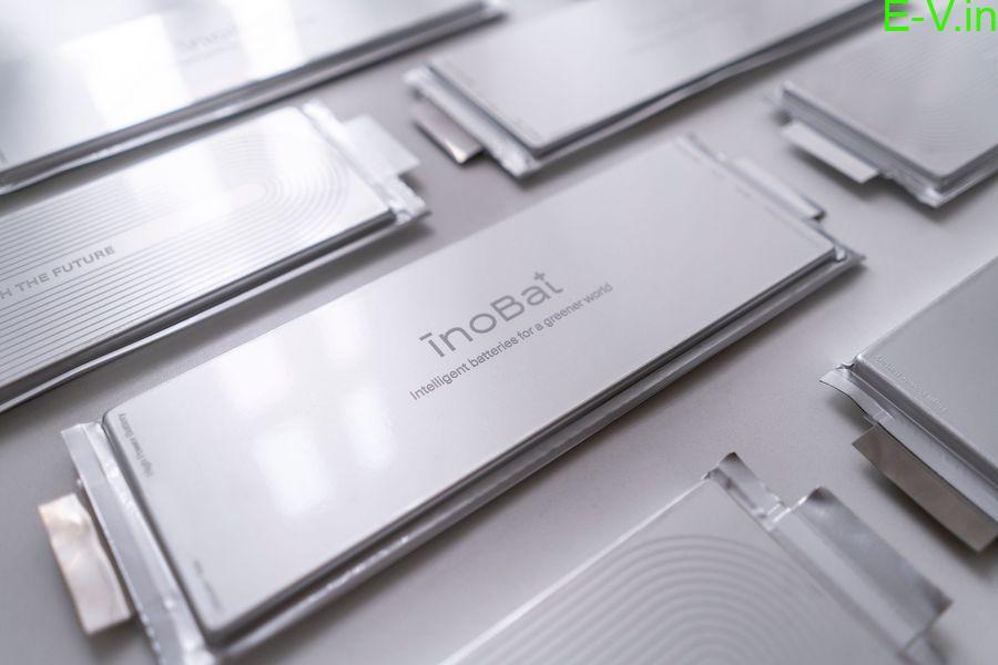 InoBat-world's first intelligent EV battery