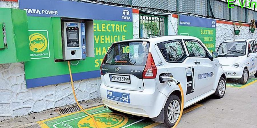 EV charging stations in AP