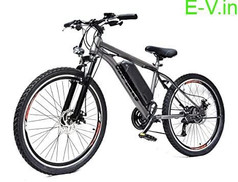 ODO Bikes MS Frame Eagle MTB E-Bicycle