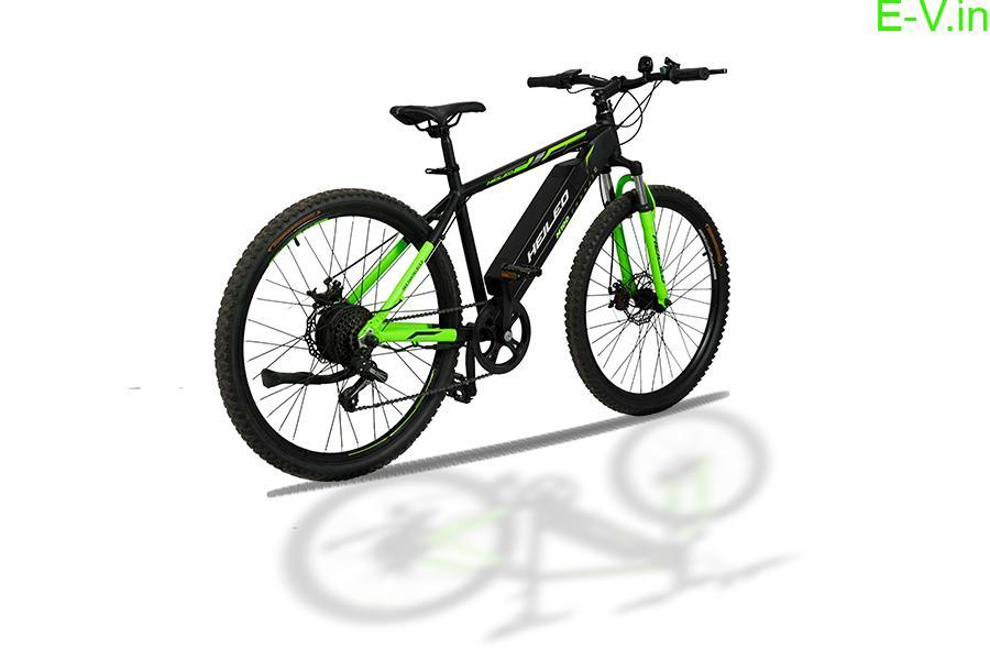 Toutche Heileo M100 electric mountain bicycle