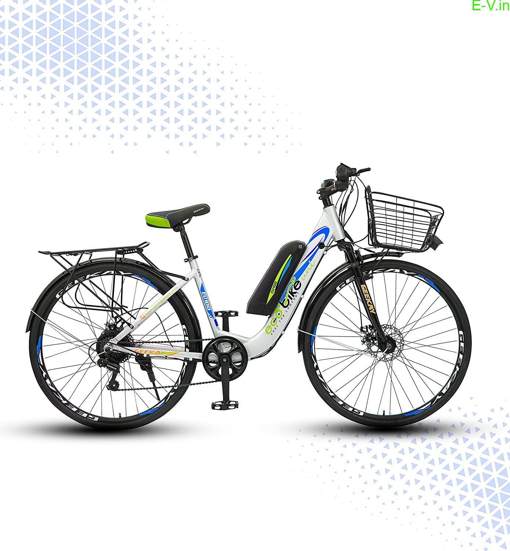 Ecobike UNI Geekay Electric Bike priced under ₹33,000