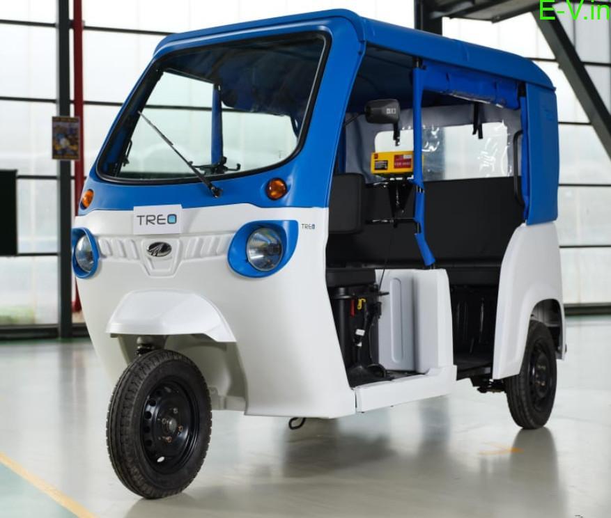 Top 5 Electric Auto-Rickshaw in India