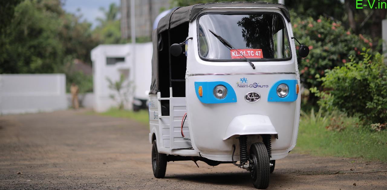 Top 10 electric auto-rickshaws