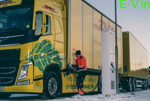 DHL Freight & Volvo Trucks