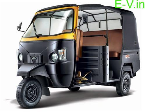 Electric vs IC rickshaw