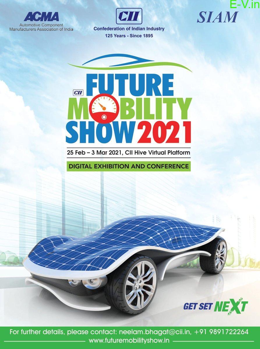 Future Mobility Show 2021
