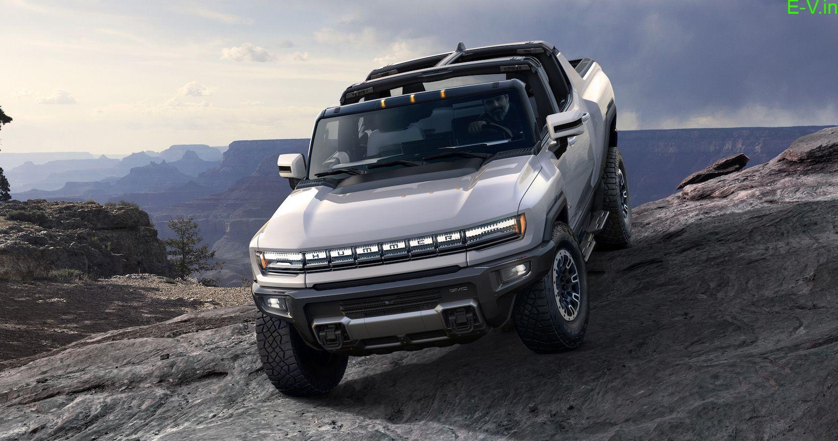 Hummer EV by GM