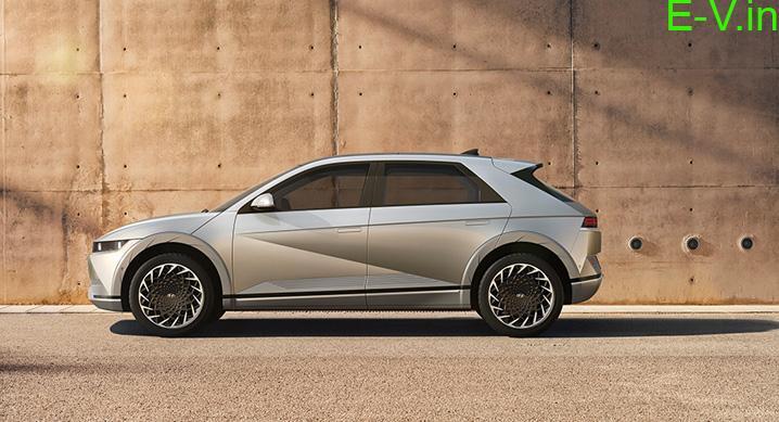 Hyundai launched IONIQ 5