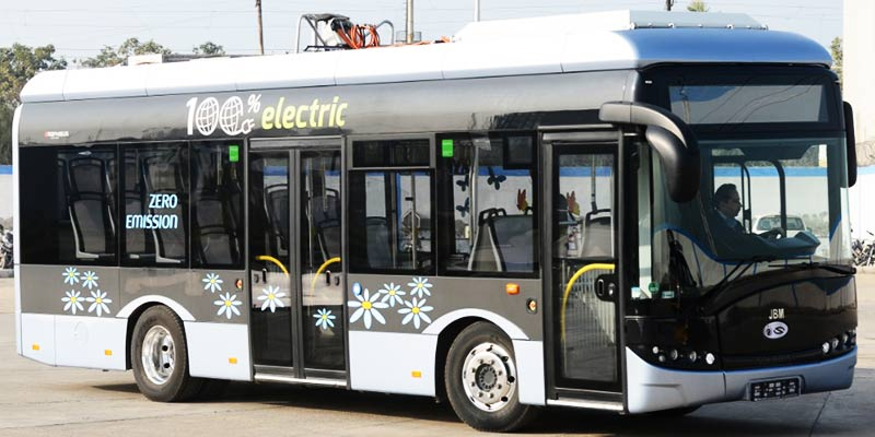 Ecolife 9M Electric Bus