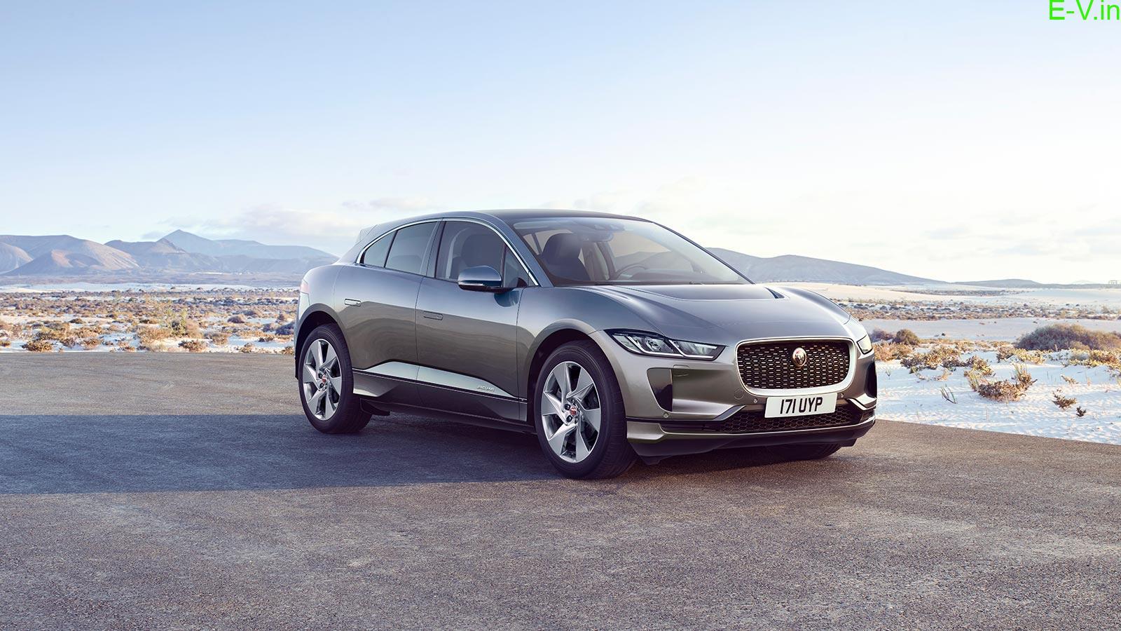 Jaguar I-PACE luxury electric