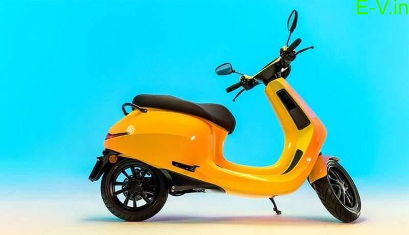 Ola etergo electric scooter