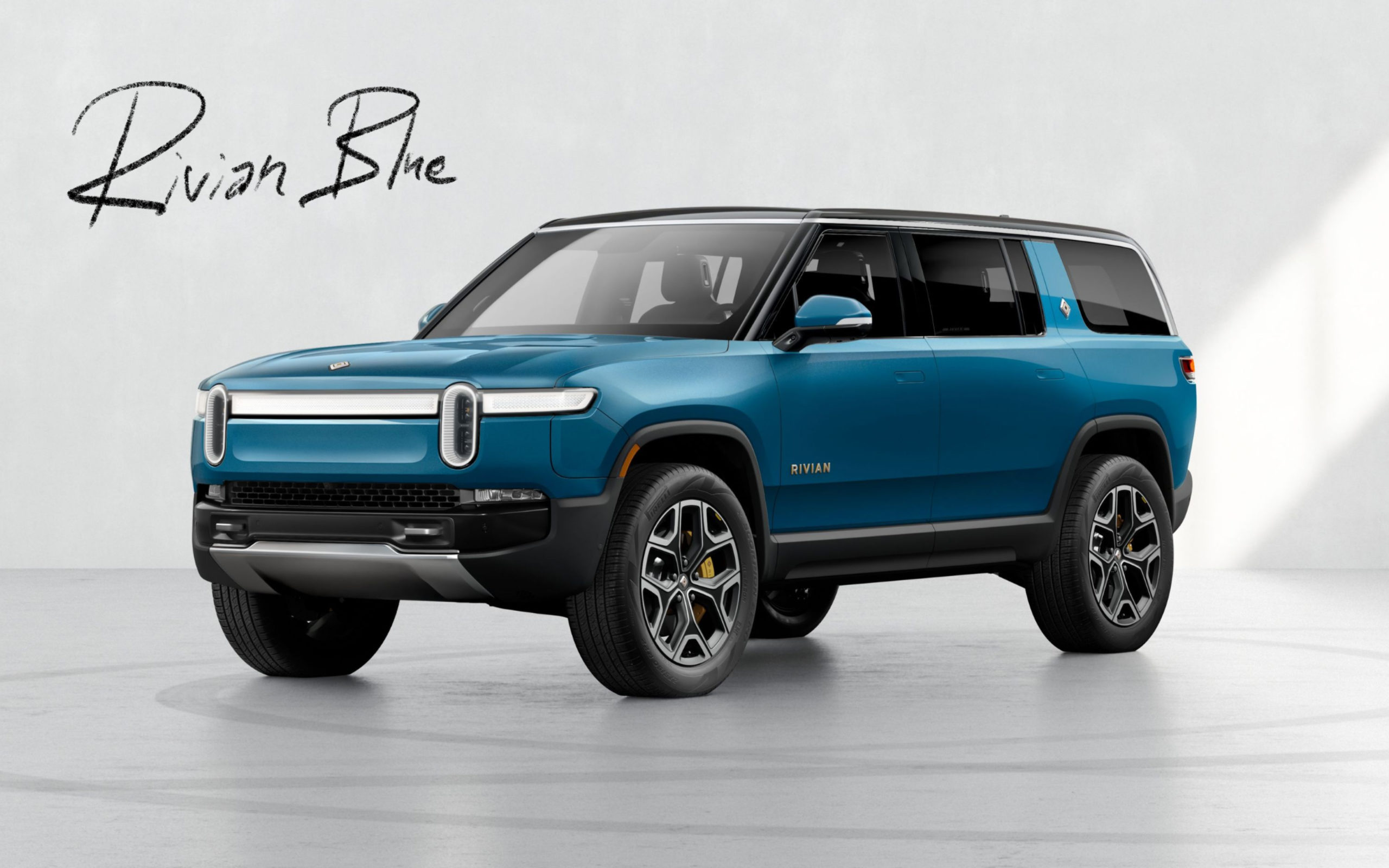 R1S SUV from Rivian