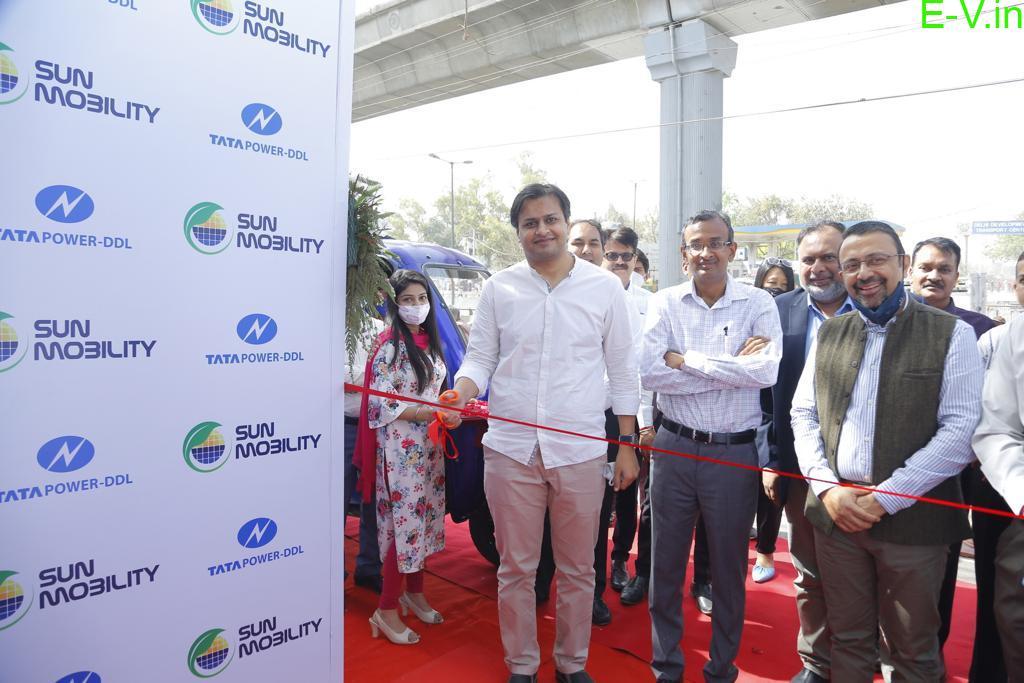 Tata Power DDL & Sun Mobility