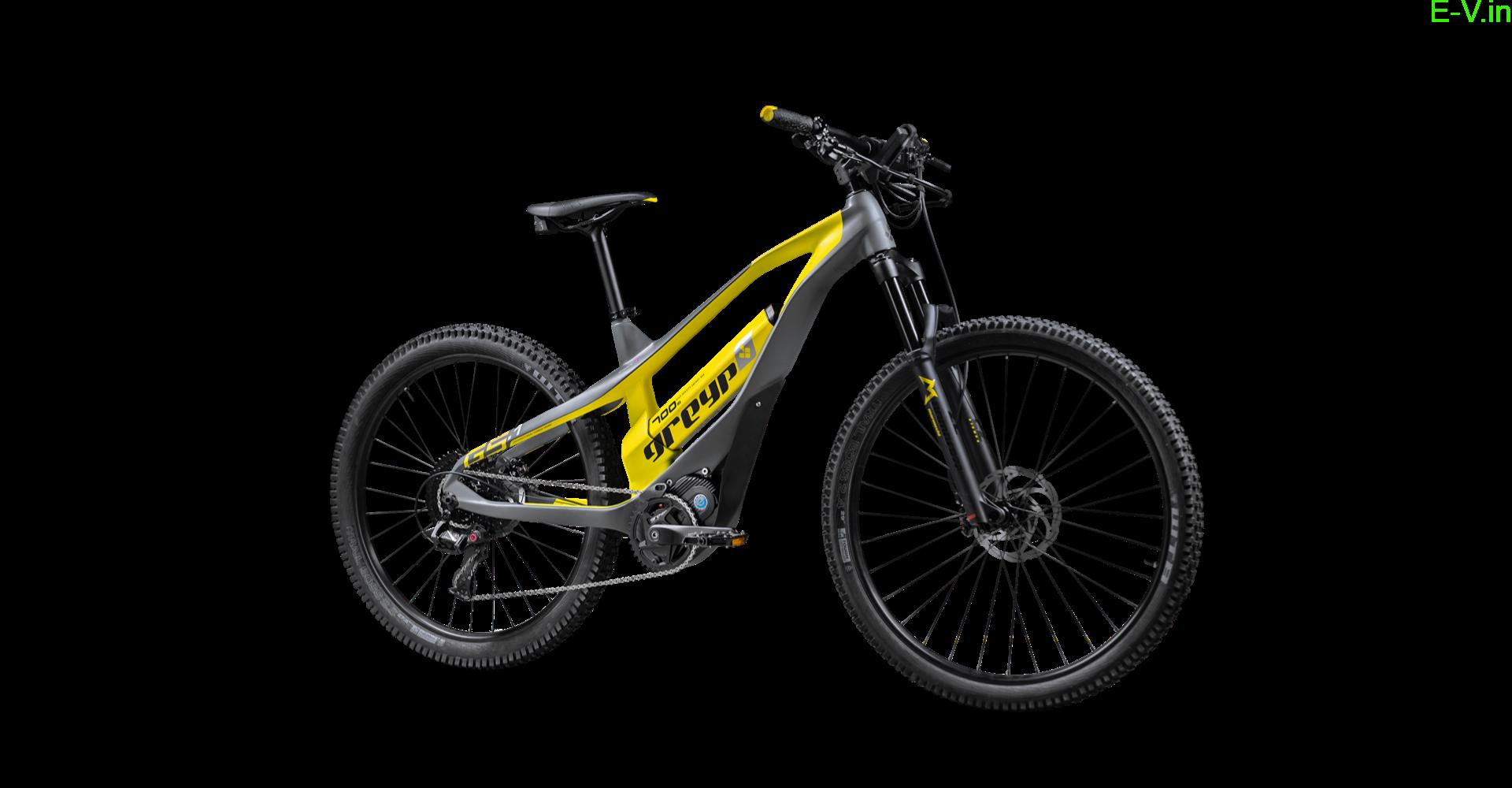 greyp g 5.1electyric bicycle