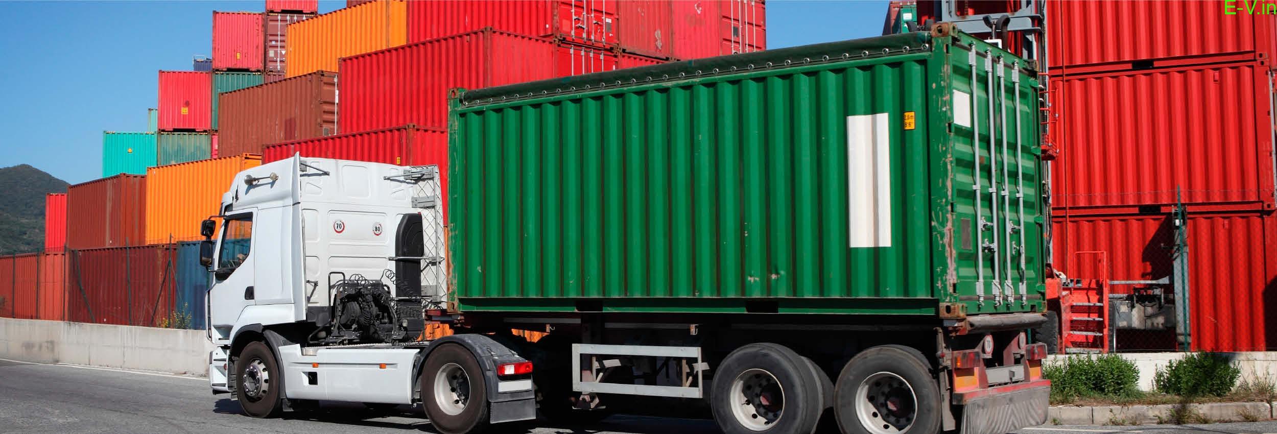 logistics vehicle