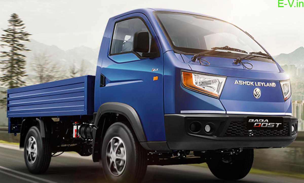 Ashok Leyland subsidiary & Siemens partners to provide EVs in India