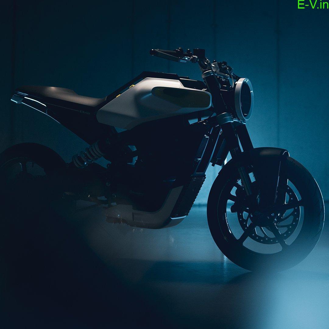 Husqvarna E-Pilen electric bike concept unveiled