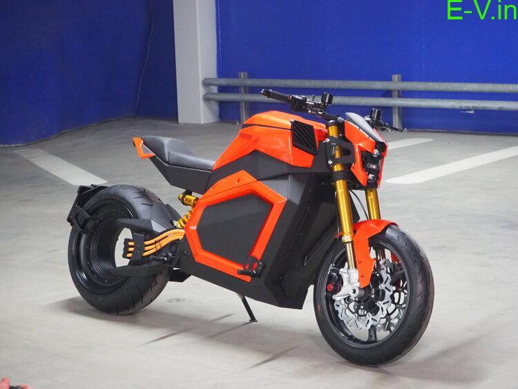 Hub less E-bikes