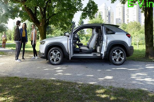 Mazda Electric car
