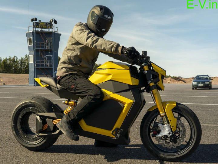 Hub-less E-bike