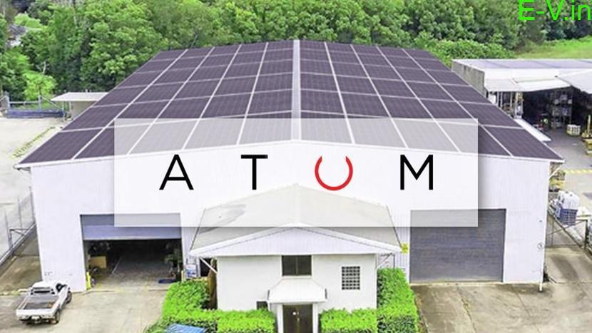 Solar-powered EV charging station