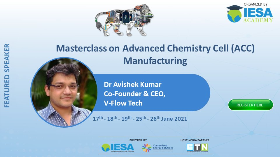 Advanced Cell Chemistry (ACC) Manufacturing