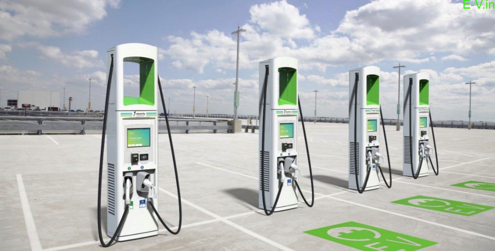 350 EV charging stations installed under FAME Scheme