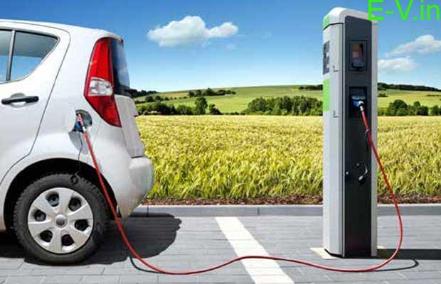 EV charging stations boosting electric vehicles adoption