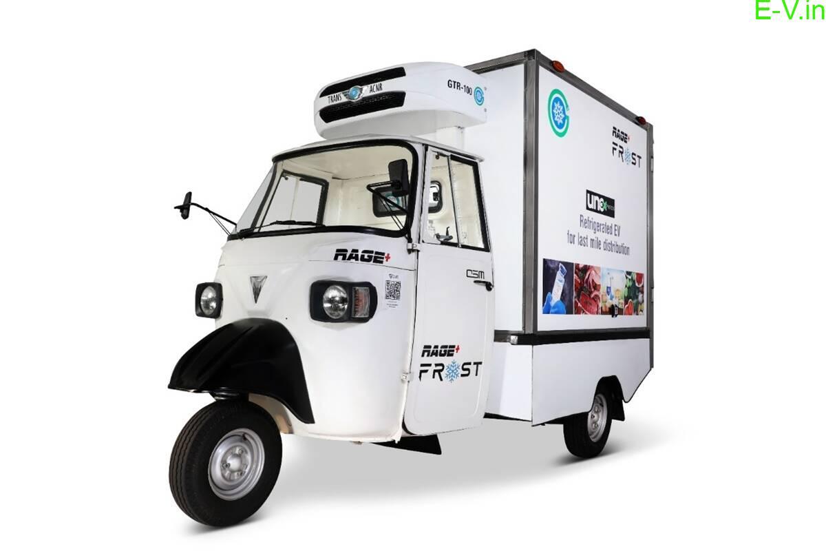 Valeo & Omega Seiki Mobility