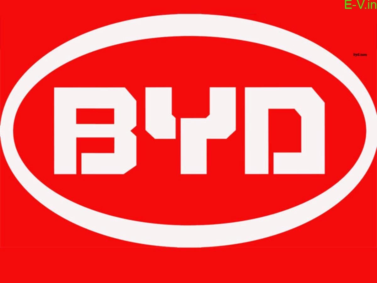 BYD India elecBYD India electric MPVtric MPV