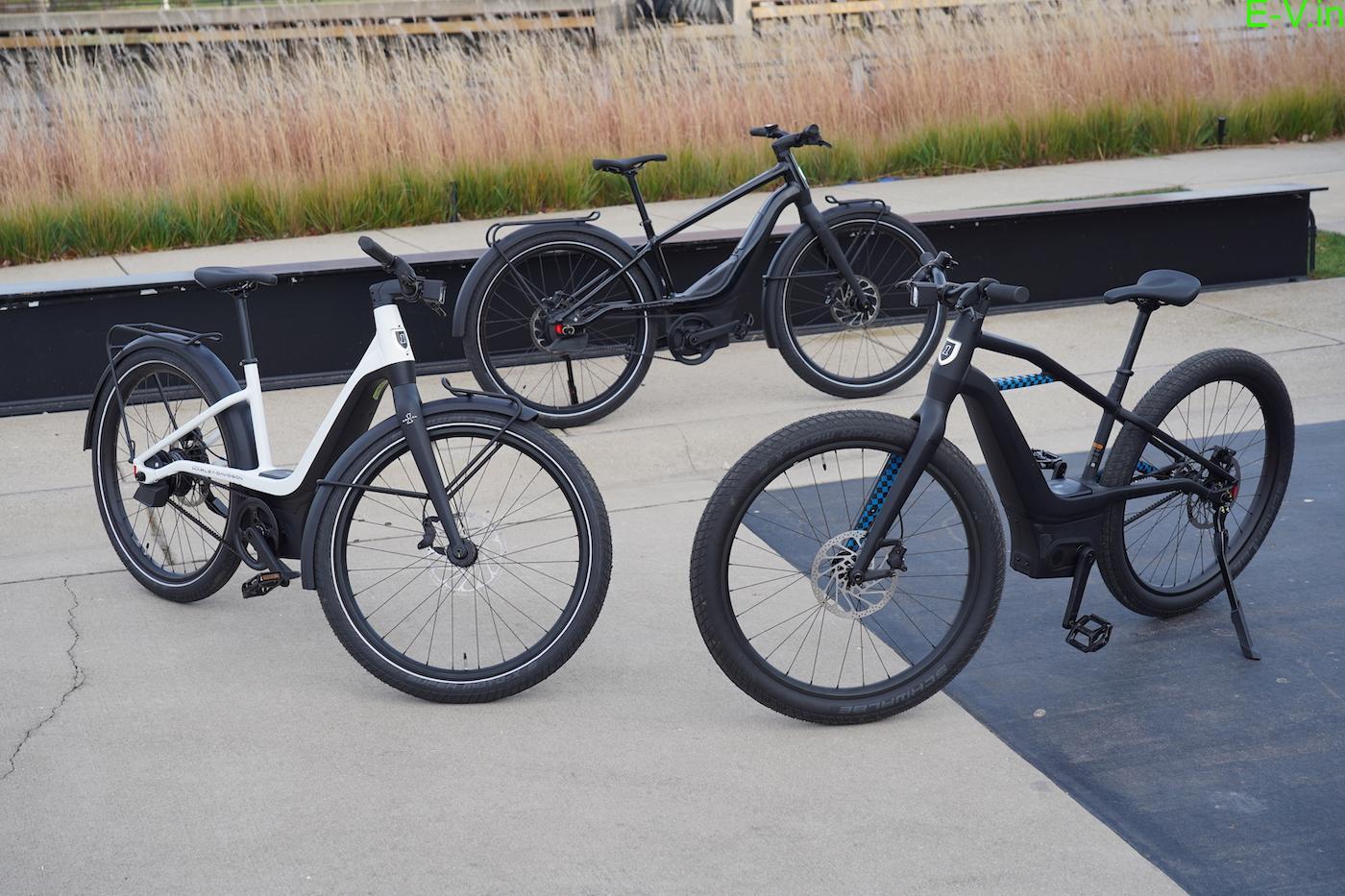 Harley deploys serial 1 electric bikes in Europe & North America